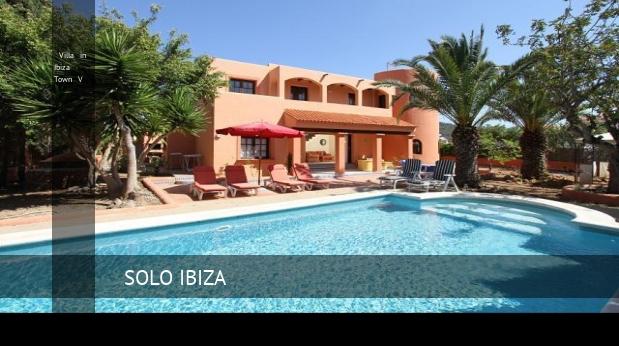 Villa in Ibiza Town V reverva