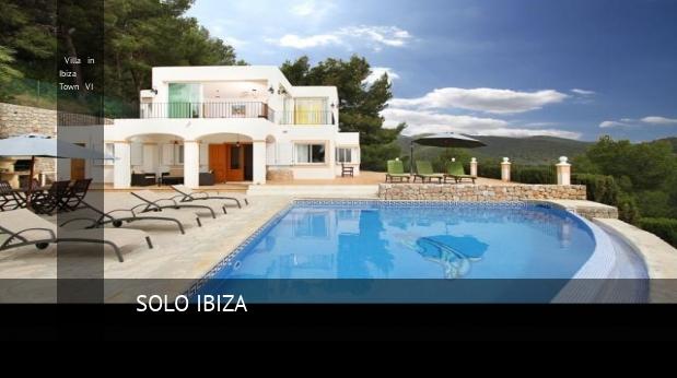 Villa in Ibiza Town VI reverva