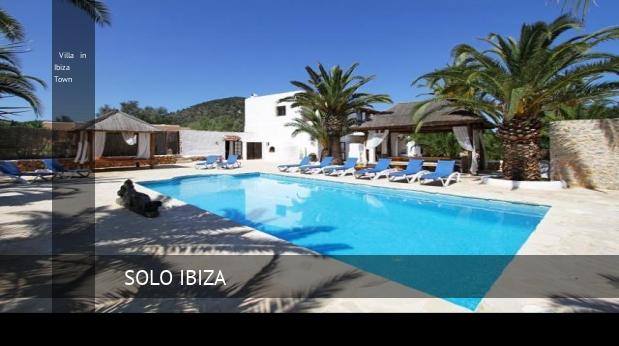 Villa in Ibiza Town opiniones