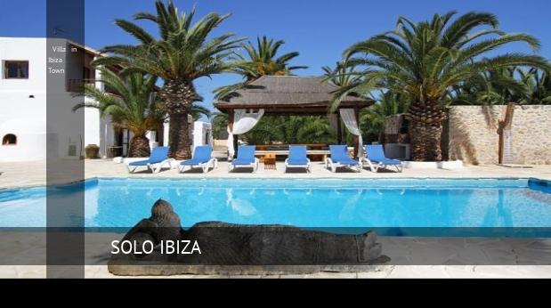 Villa in Ibiza Town reverva