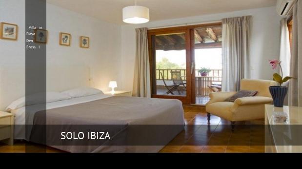 Villa in Playa Den Bossa I opiniones