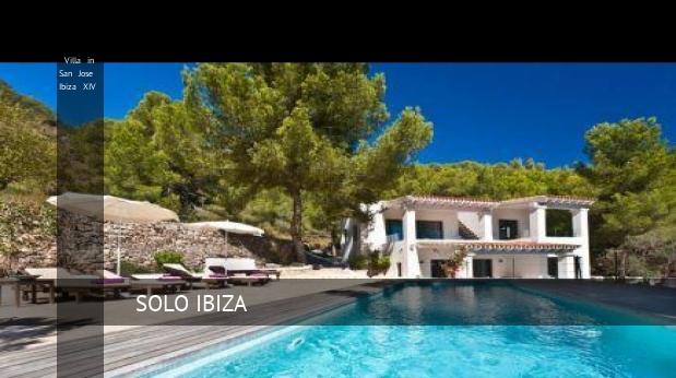 Villa in San Jose Ibiza XIV reverva