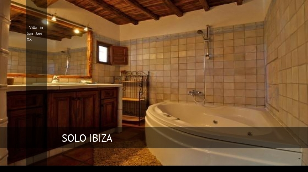 Villa in San Jose XX booking