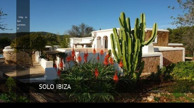 Villa in San Lorenzo III booking