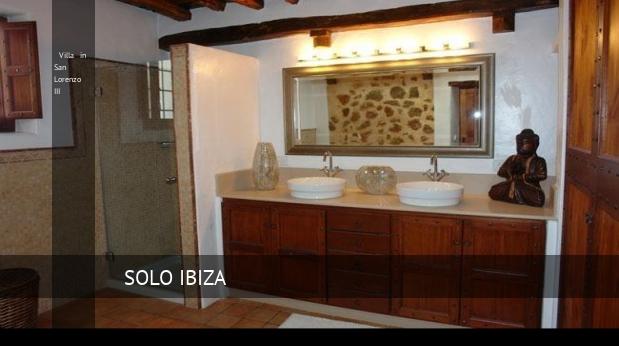 Villa in San Lorenzo III opiniones