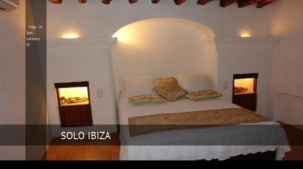Villa in San Lorenzo III reverva