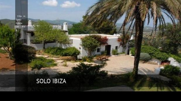 Villa in Santa Eulalia Del Rio II opiniones