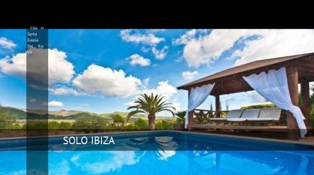 Villa in Santa Eulalia Del Rio VII opiniones