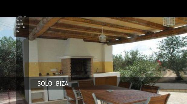 Villa in Santa Eulalia Del Rio XV booking