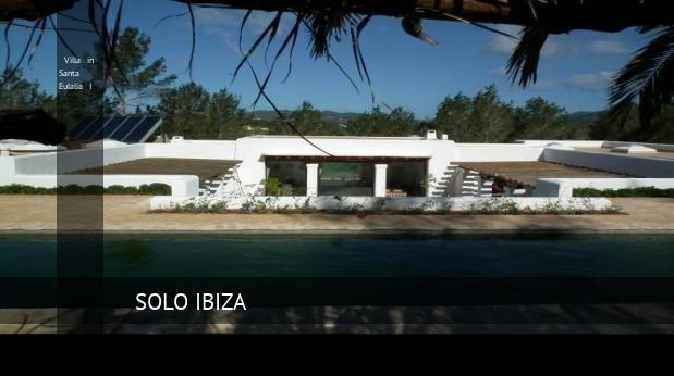 Villa in Santa Eulalia I opiniones