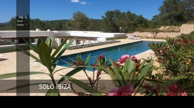 Villa in Santa Eulalia I reverva