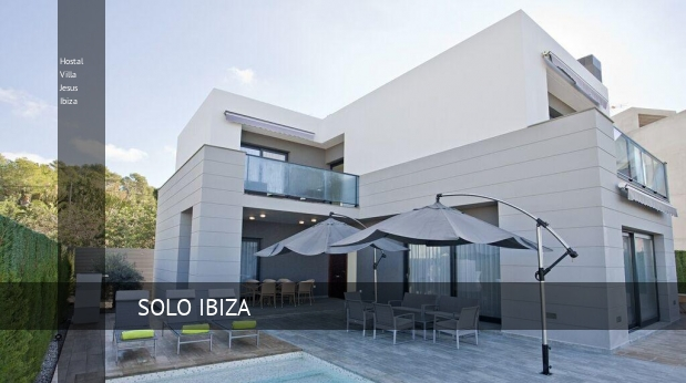 Hostal Villa Jesus Ibiza
