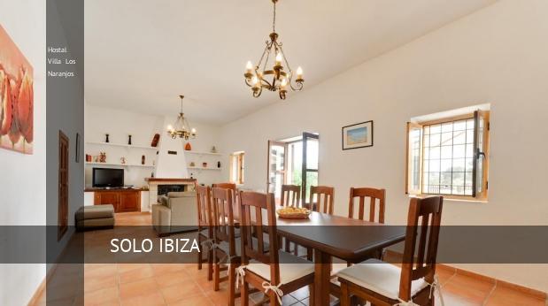 Hostal Villa Los Naranjos reverva