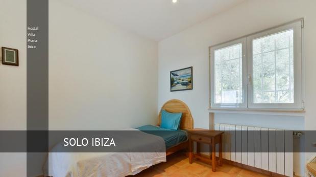 Hostal Villa Prana Ibiza reverva
