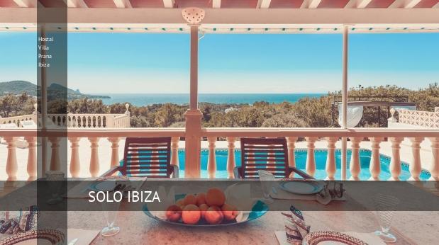 Hostal Villa Prana Ibiza