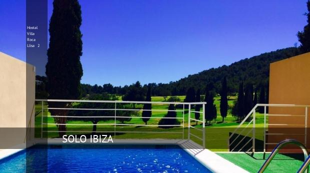 Hostal Villa Roca Llisa 2