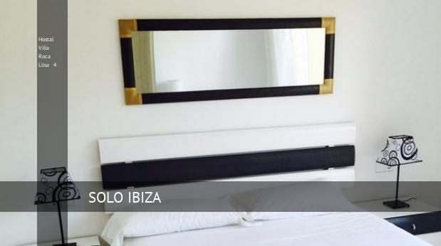 Hostal Villa Roca Llisa 4 reverva