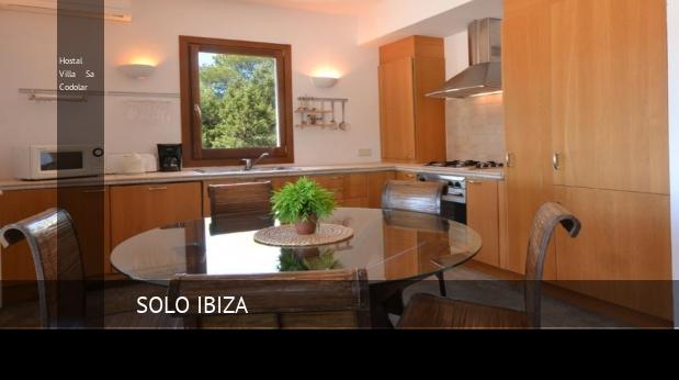 Hostal Villa Sa Codolar opiniones