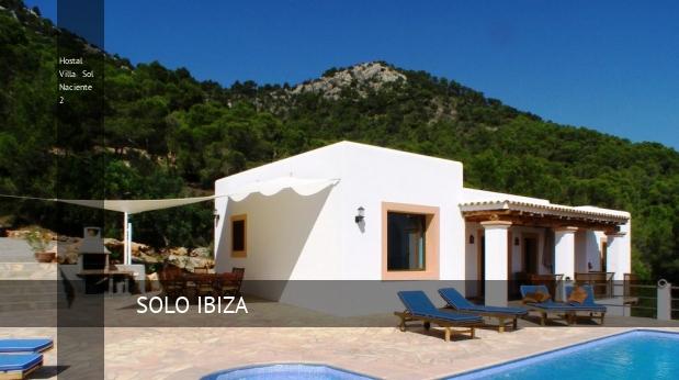 Hostal Villa Sol Naciente 2 reverva