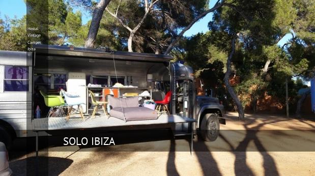 Hostal Vintage Camper Ibiza opiniones