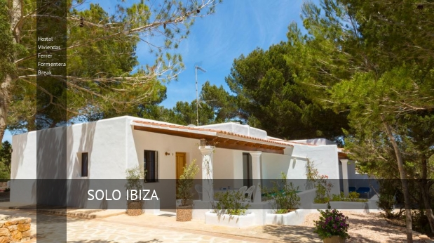 Hostal Viviendas Ferrer - Formentera Break