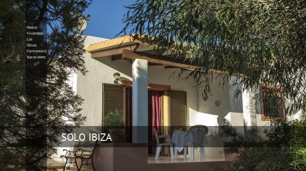 Hostal Viviendas Los Olivos - Formentera Vacaciones
