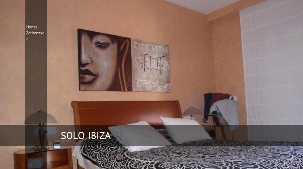 Hostal Zorionetxe II booking