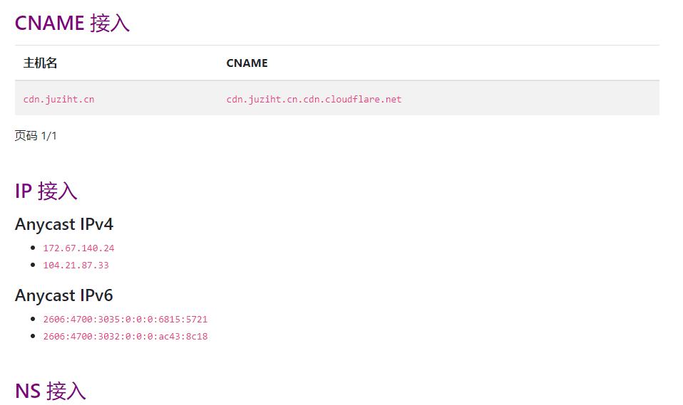 CloudFlare免费CDN加速自定义节点-CloudFlare自选IP加快CDN速度插图3