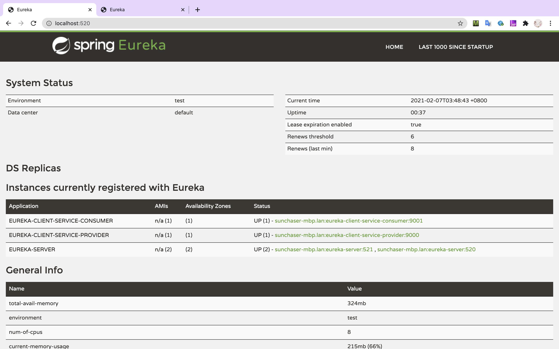 eureka-client-service-consumer