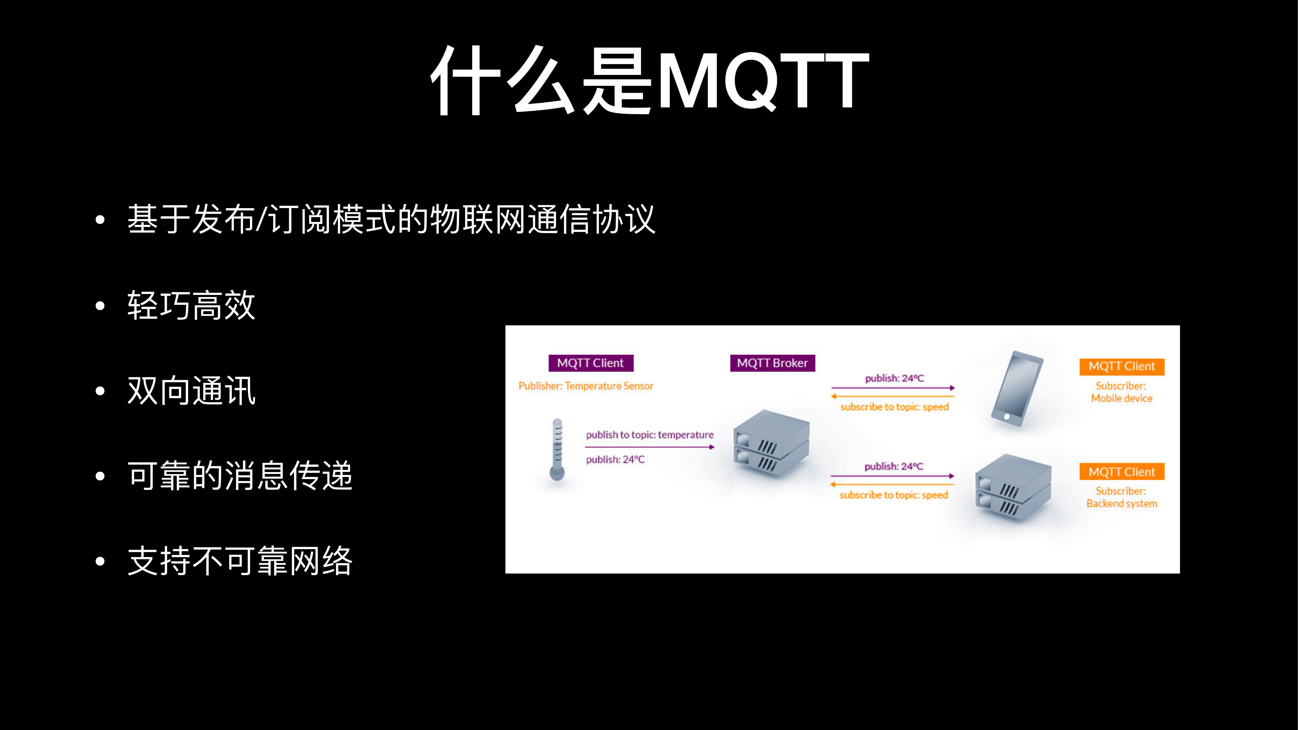 什么是 MQTT 协议