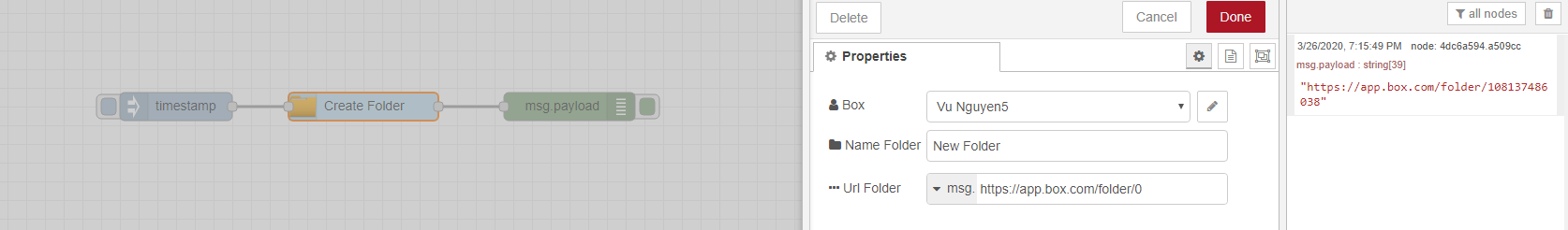 Create-folder