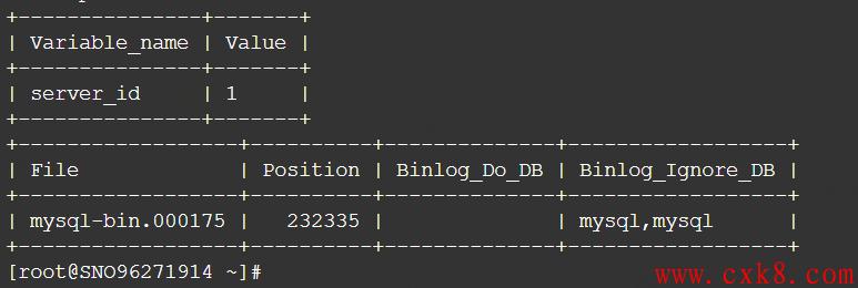 mysql主从同步配置脚本,支持宝塔lnmp环境
