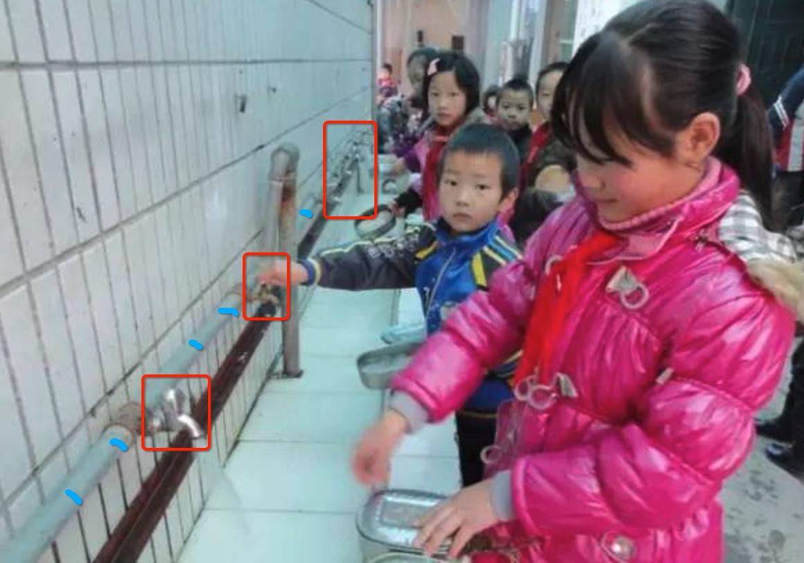 淘米洗碗水槽,来源网络