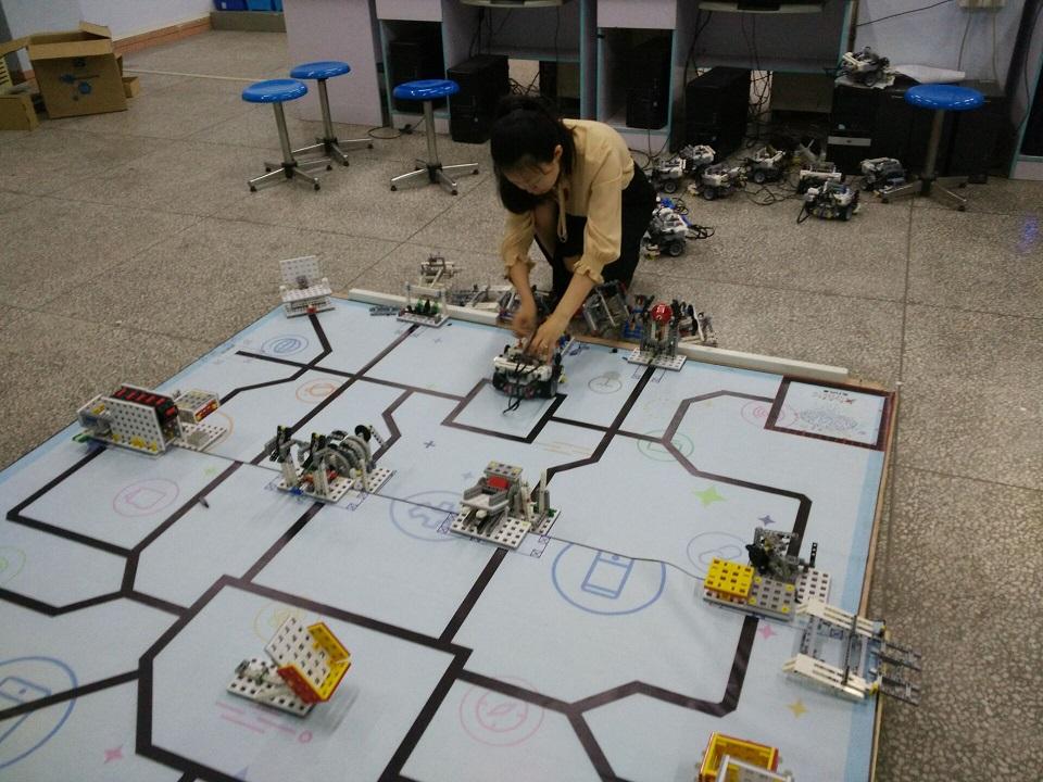 高中机器人编程培训,来源于官网