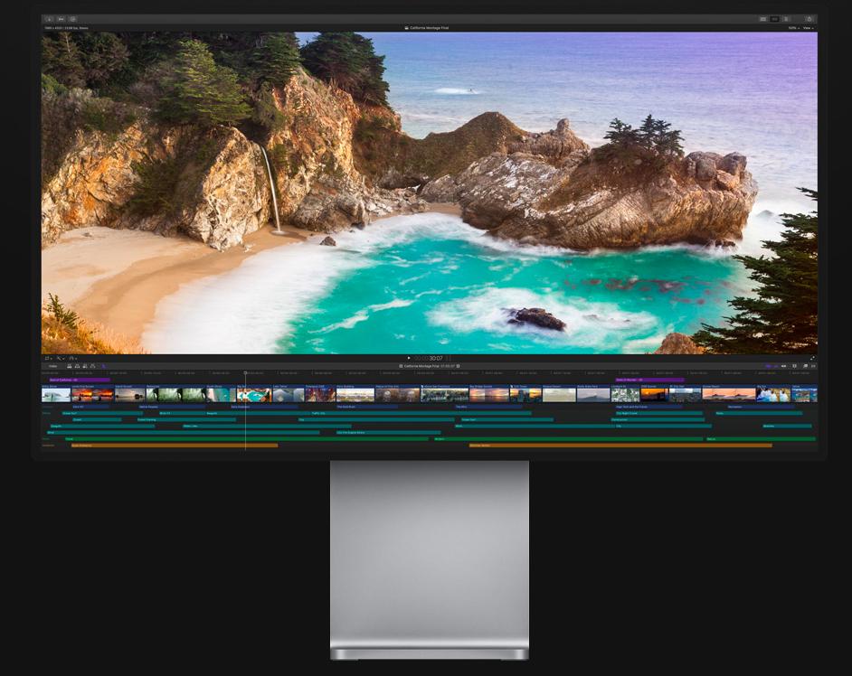 FCPX 10.4.8 最专业的视频剪辑软件