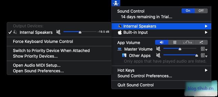 SoundControl 2.4.3 音频控制管理工具