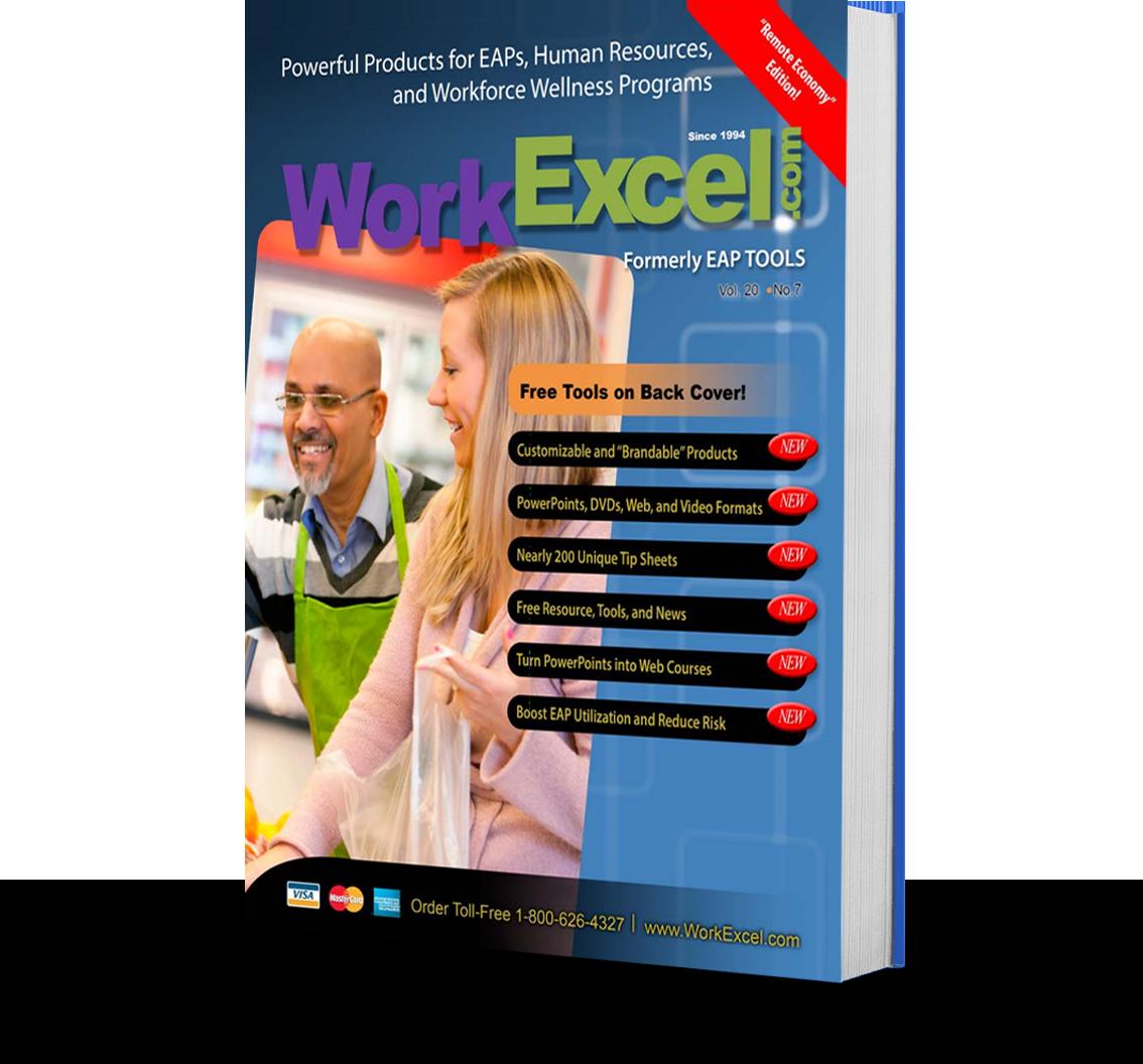 WorkExcel Catalog