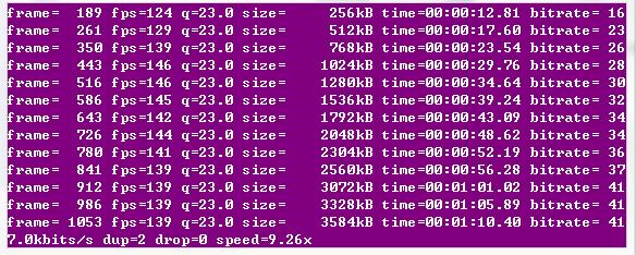 ffmpeg任意视频批量转码MP4-H264助手
