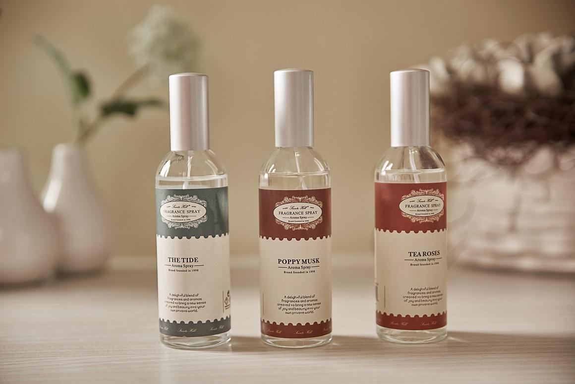 100ml Glass Bottle Fragrance Perfume Spray