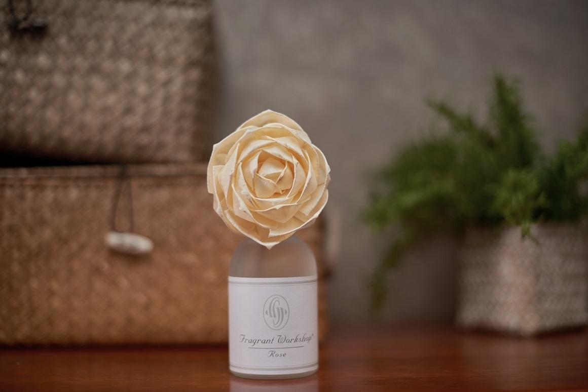 Sola Wood Flower 100ml Fragrance Oil Diffuser Gift Set