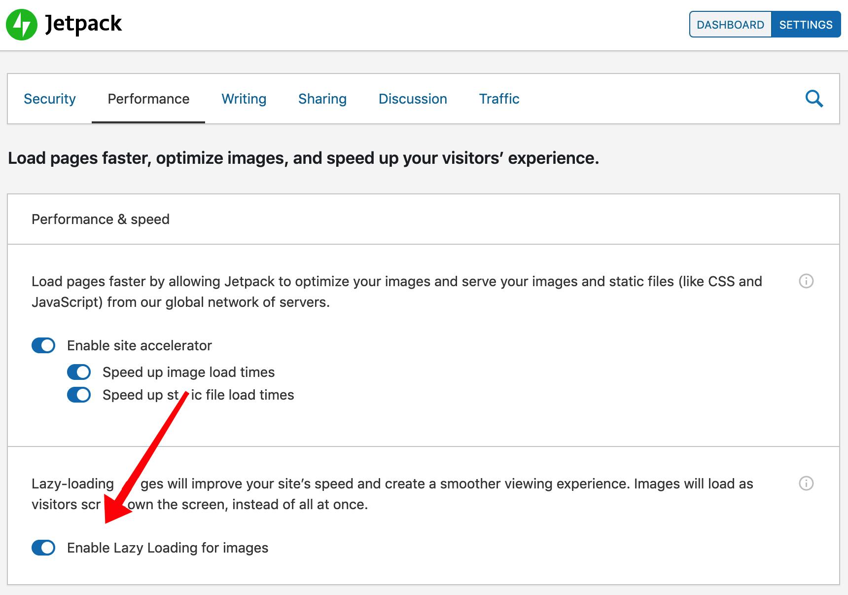 Tải hình ảnh từng phần (Lazy loading) với Jetpack.