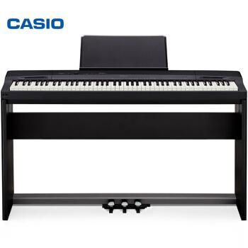 卡西欧(CASIO)电钢琴 PX-160BK