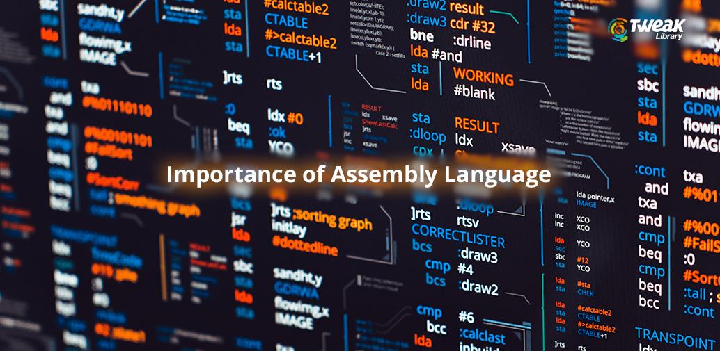 Assembly language 汇编语言基础