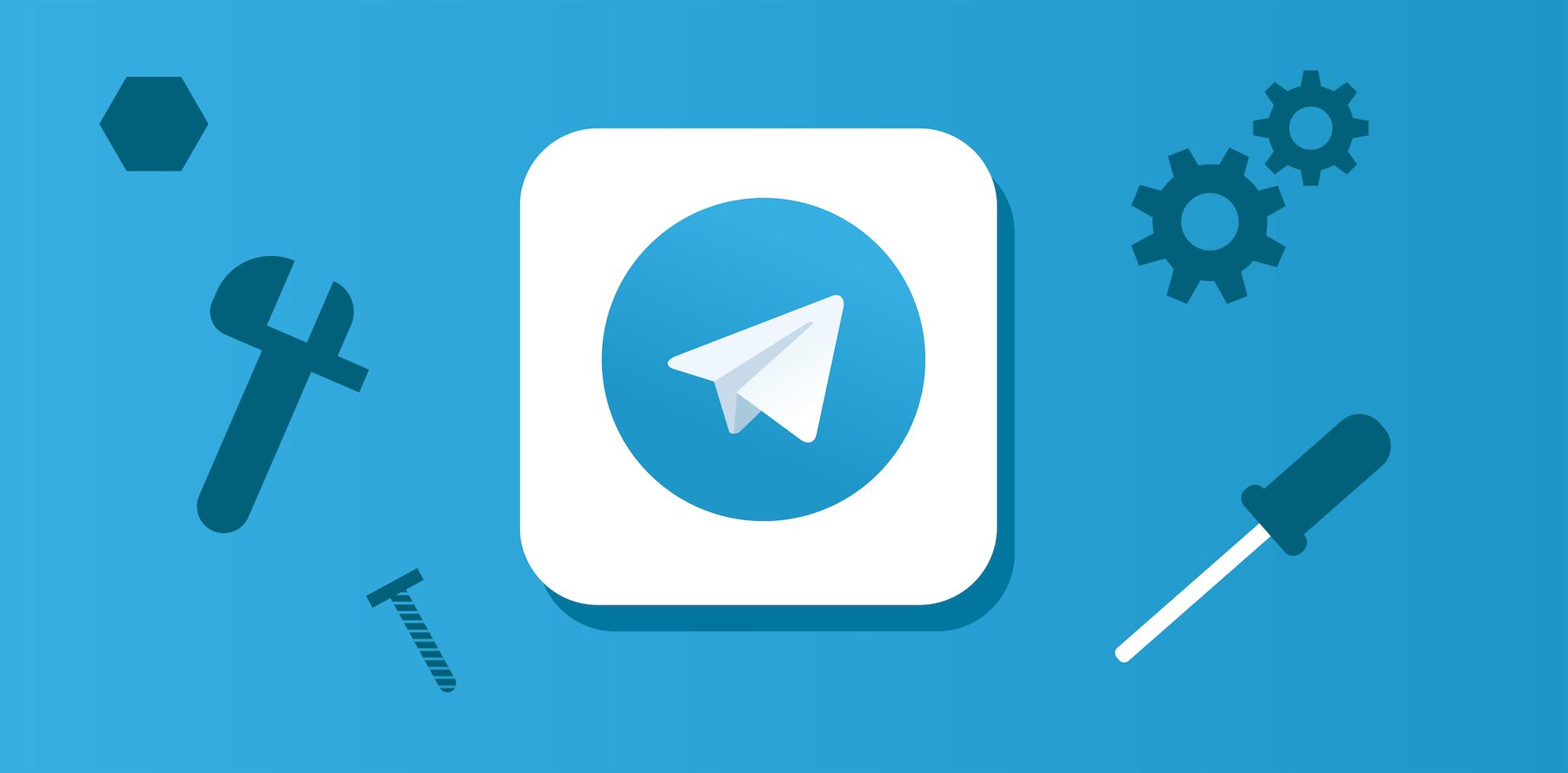 Telegram 创建一个私聊 bot