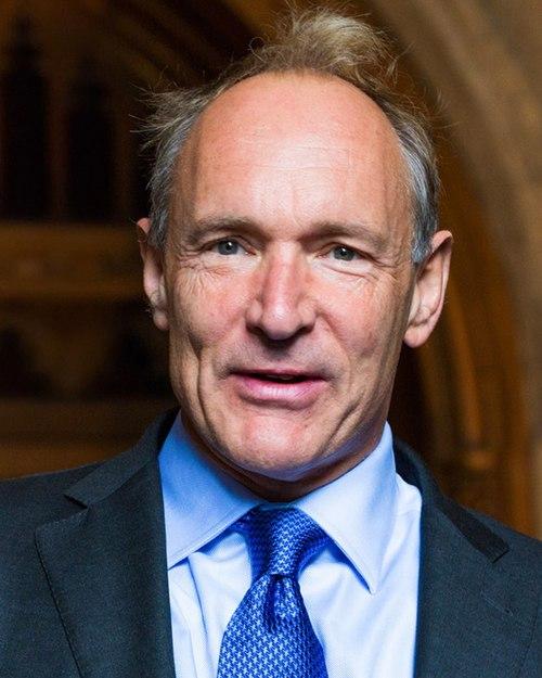 Sir Tim Berners-Lee - wiki