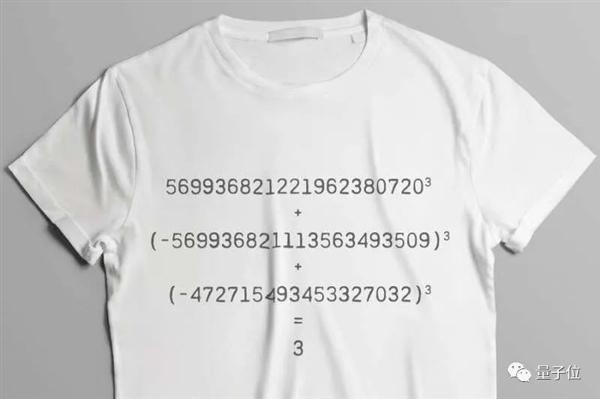 为纪念被印在了 T 恤上