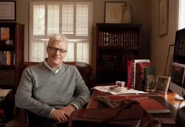 肯·罗宾逊(Ken Robinson),全球最具影响力的教育家、排名第一的TED演讲人