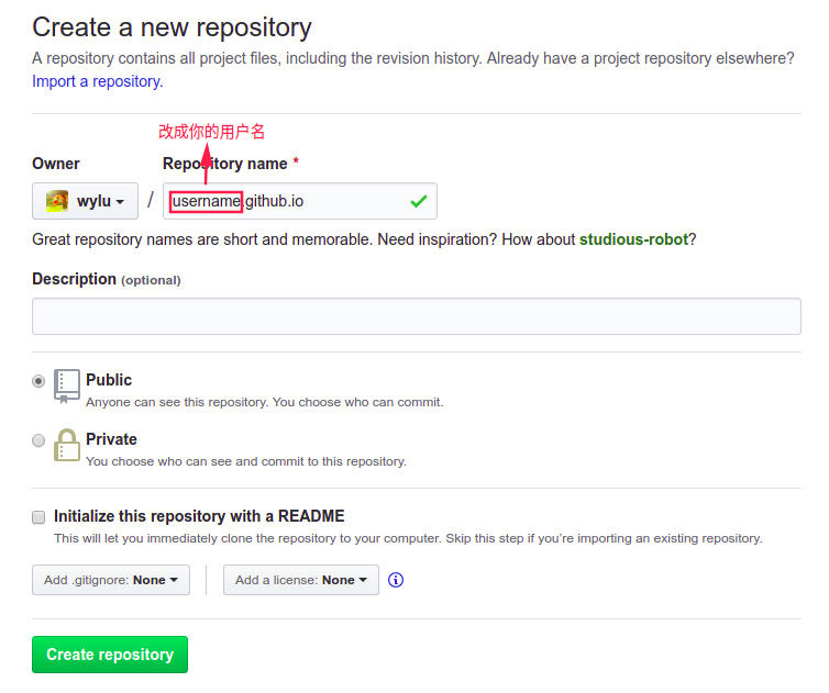 new-github-pages-repo