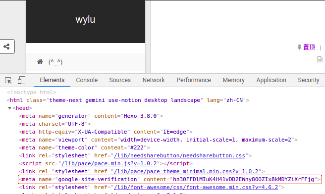 google-index-html-tag