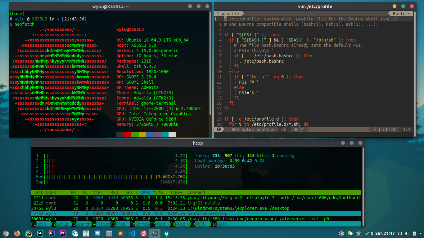 without-tmux